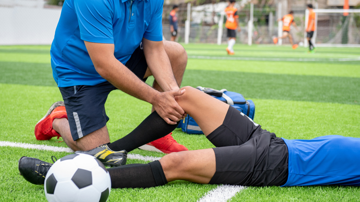 Sports injury treatments and Lipogems