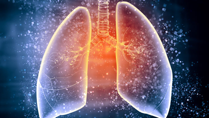 Viral lung infections and viral pneumonia