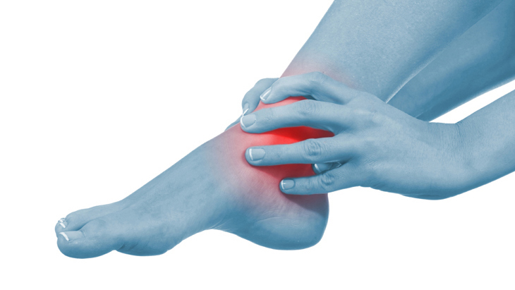 Symptoms, diagnosis and causes of ankle sprain