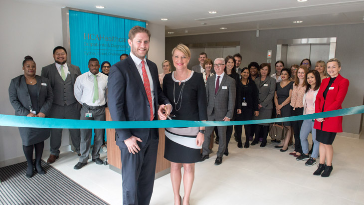 New Chelsea centre to provide advanced cancer care