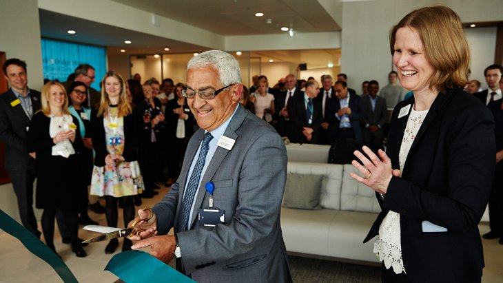 New London centres expand state-of-the-art cancer campus