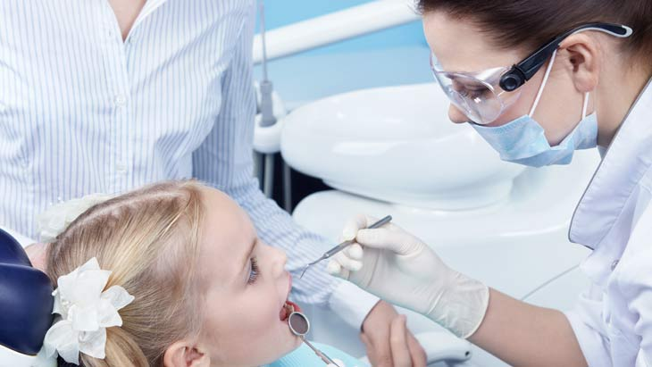 Dental insurance for children