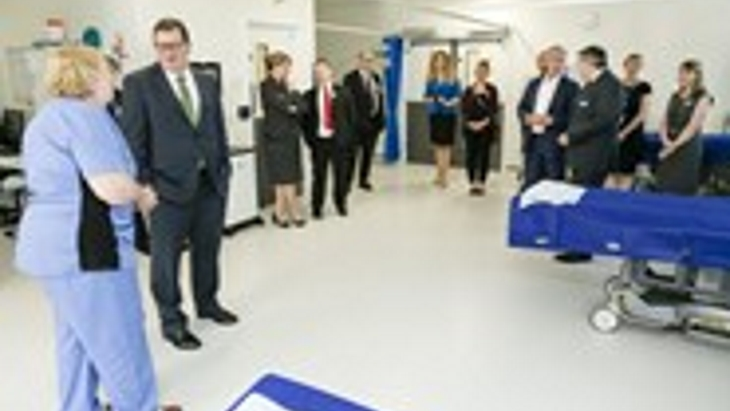 4 million development unveiled at New Hall Hospital