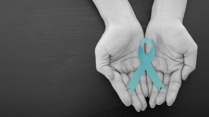 Make some noise about ovarian cancer symptoms