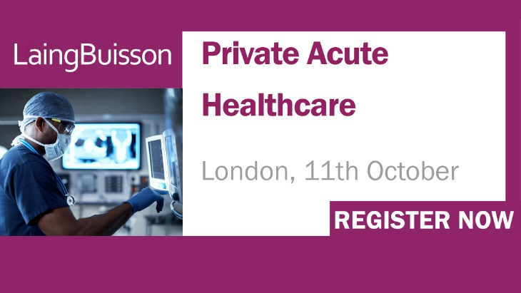 Private Acute Healthcare Conference