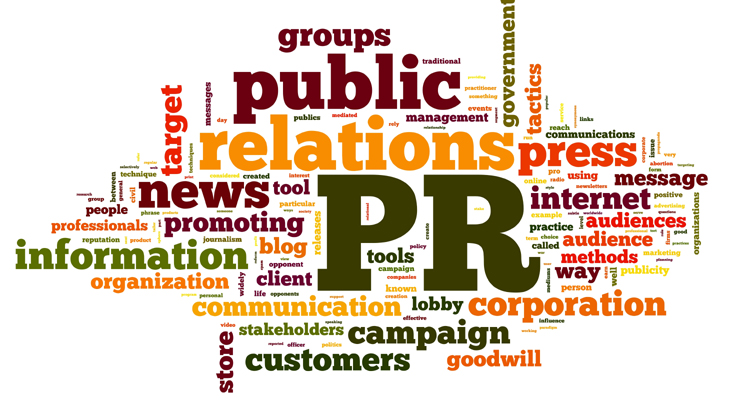 Public relations for private healthcare