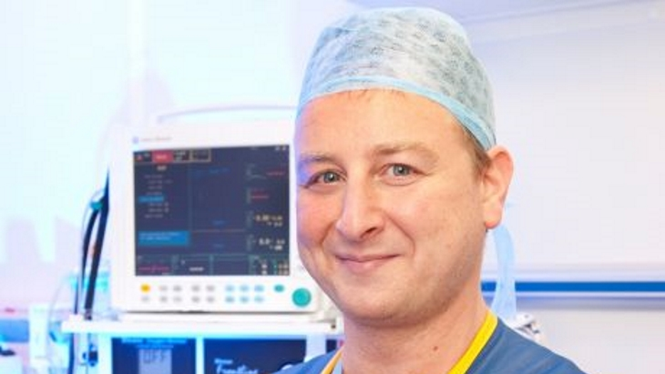Royal National Orthopaedic Hospital carries out pioneering stem cell treatment for tendiopathy