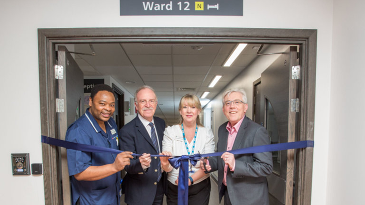 Royal Free Private Patients Unit opens new state of the art ward