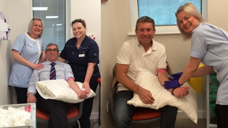 Spire Parkway Hospital's prostate cancer testing day a big success
