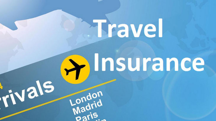 Buying travel insurance from a travel agent