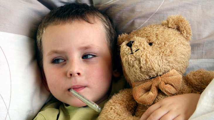 Diarrhoea and vomiting (child)