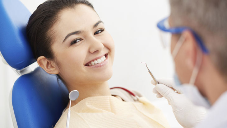 45% of adults are unhappy with the appearance of their teeth