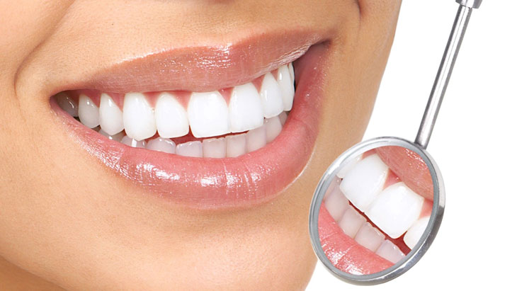 'Natural and impressive' tooth whitening