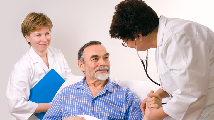 Prostate cancer relapse predicted with blood test