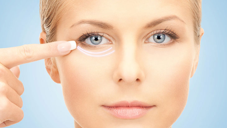 Cosmetic eye surgery benefits contact lens wearers