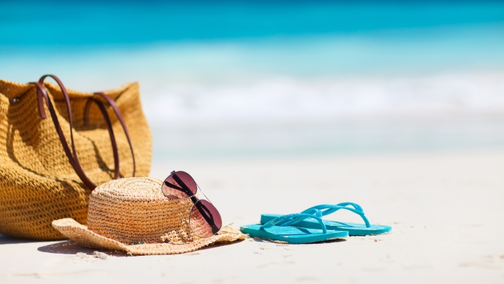 Sun safety for skin and eyes whilst on holiday