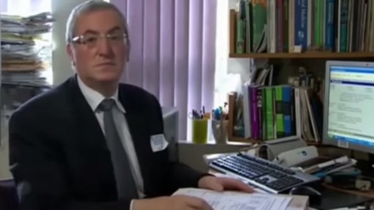 Video: Dr Martin Harris talks to the BBC