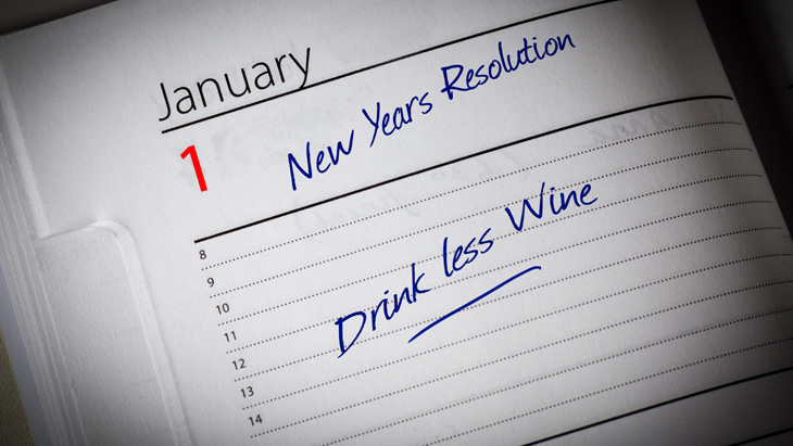 Take a new year new look at your alcohol intake
