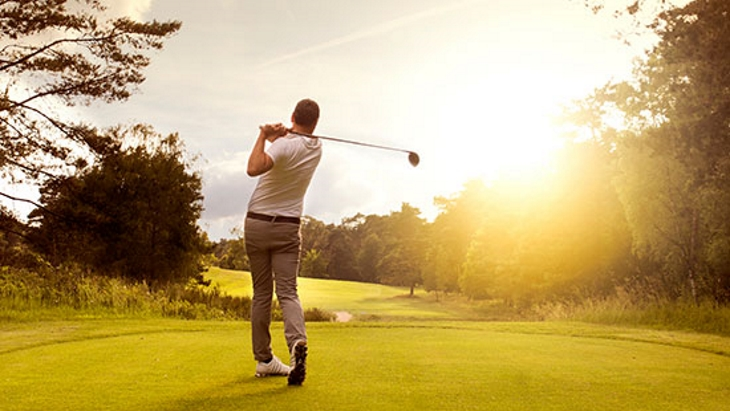 Arthritis and golf: tips on how to play pain-free