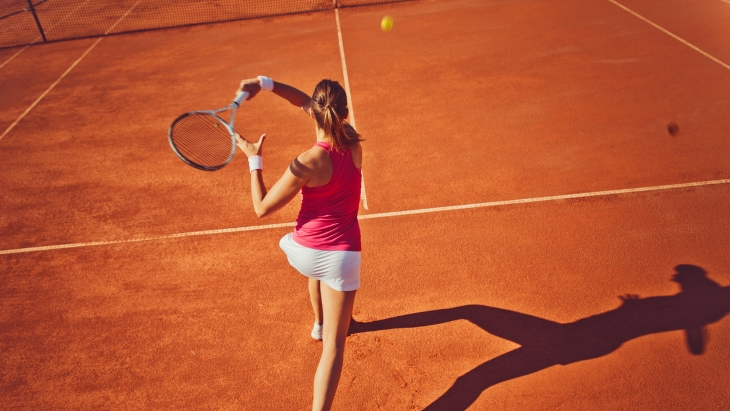 Dealing with injuries in competitive junior tennis