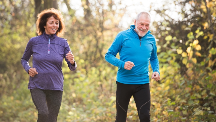 The importance of ageing well: benefits of staying active