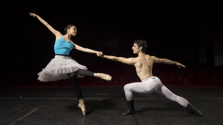 The discipline at the heart of dance