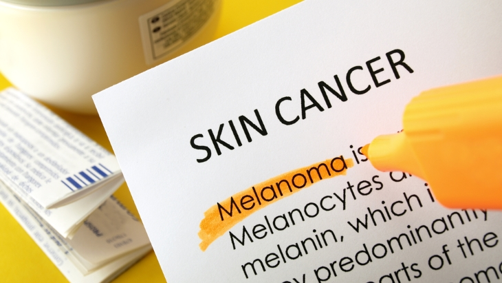 What does skin cancer look like?