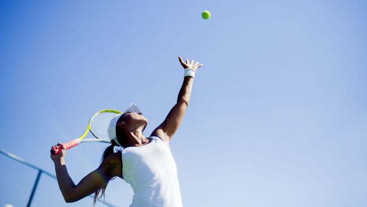 The most common tennis injuries and how to prevent them