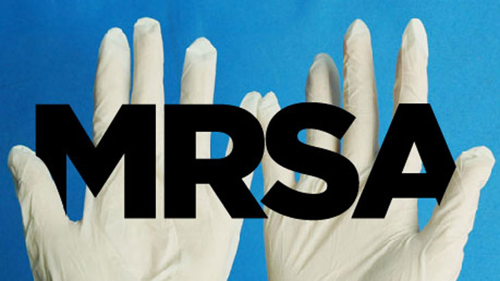 MRSA infection and its symptoms