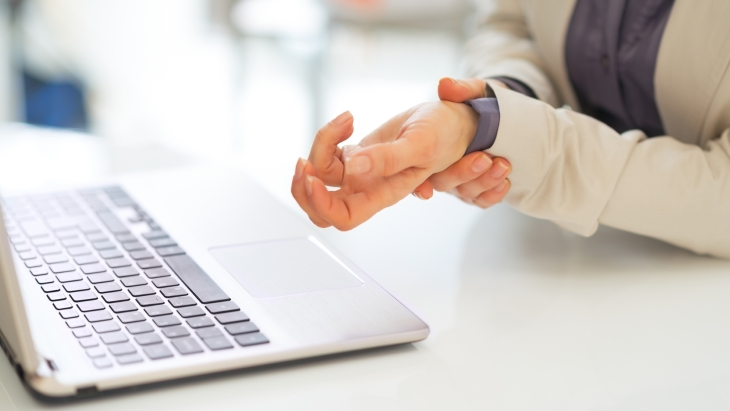 Preventative measures for Carpal Tunnel Syndrome if you're more at risk