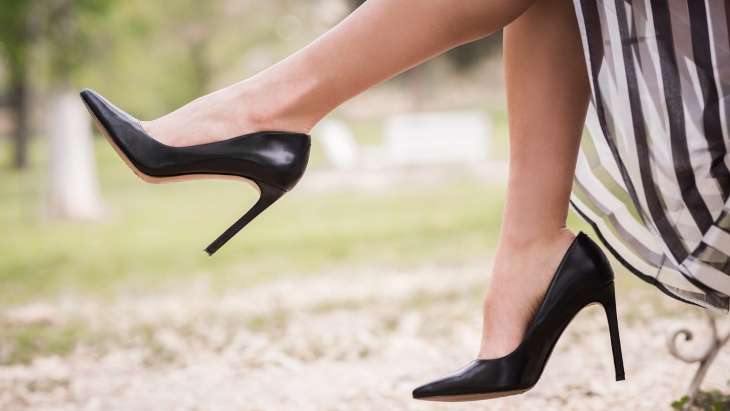Does fashion footwear cause bunions?