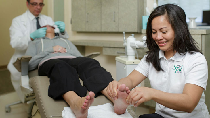 Spa Dentistry: moving with the times