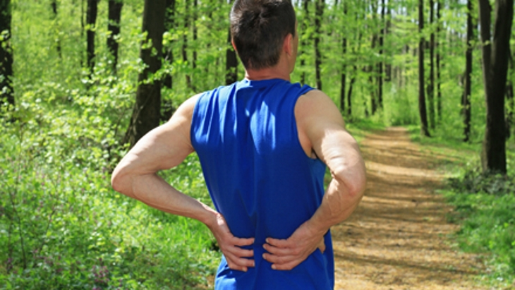 Specialist says 'You don't have to live with back pain'