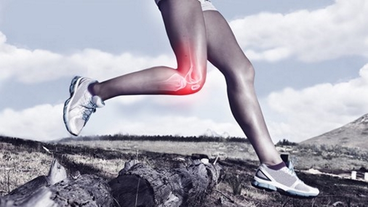Knee injuries don't have to mean an end to sport