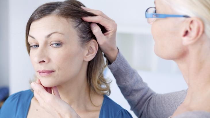 Male and female pattern hair loss trial for JAK inhibitor drugs