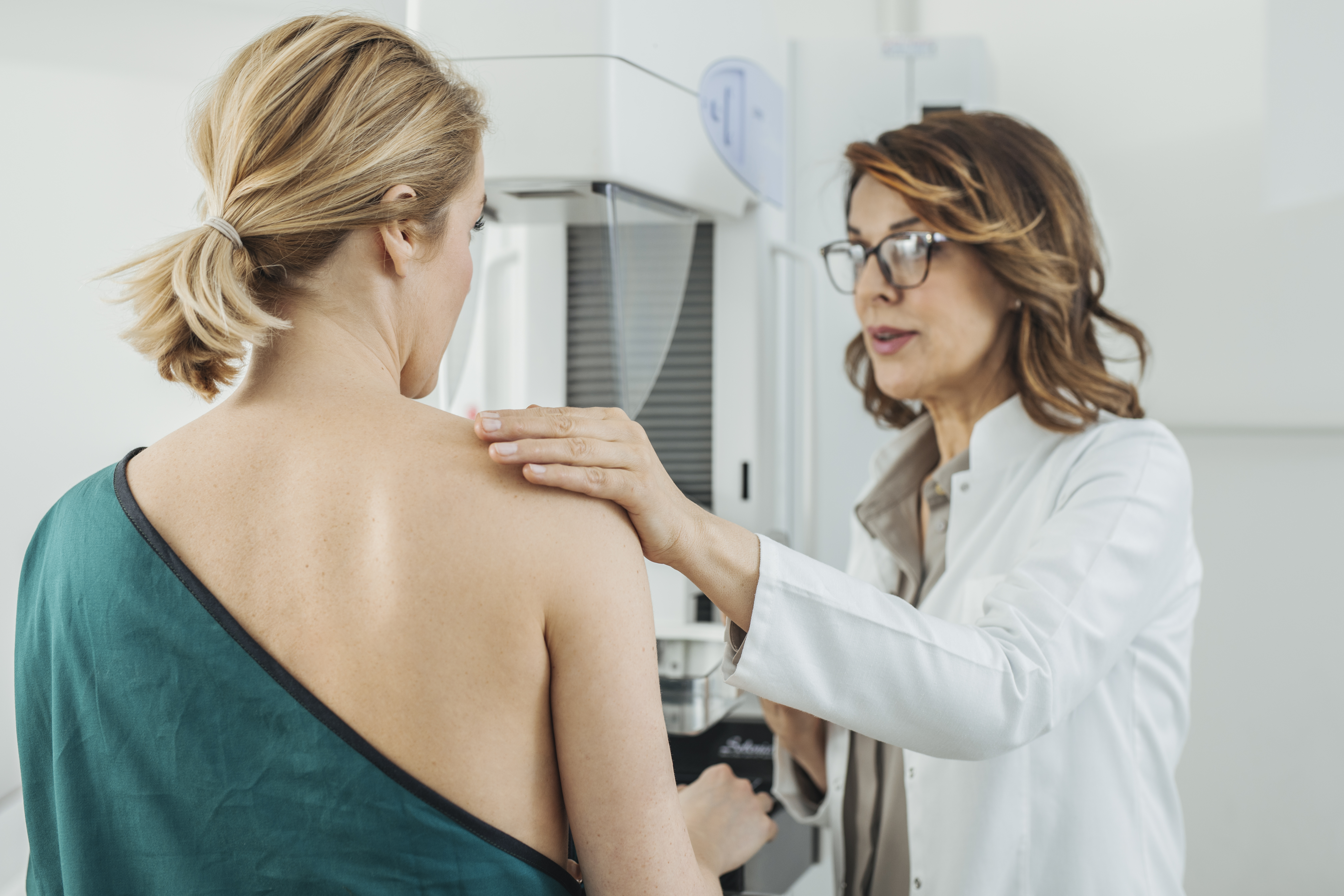 Women should get mammograms in their 40's