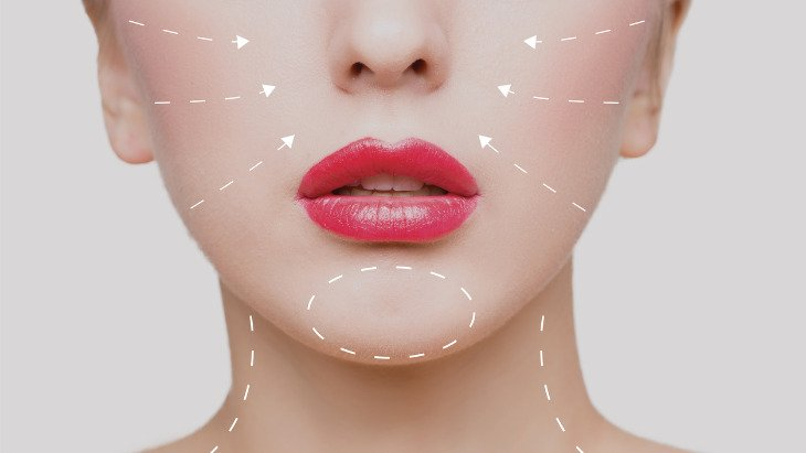 What are the options for a facelift or non-surgical facelift?