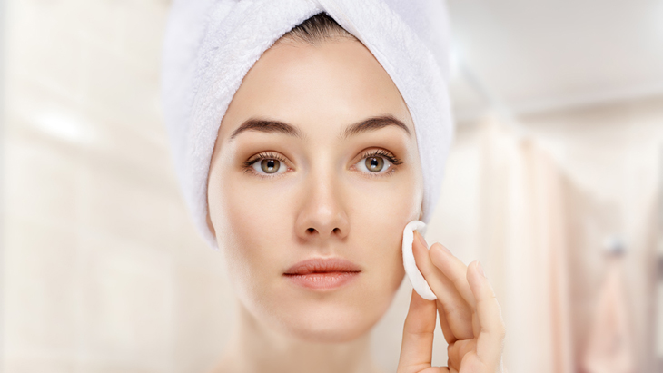 Naturallly renew your skin