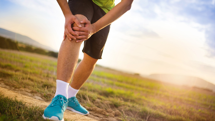 Don't wait until old age to say goodbye to joint pain