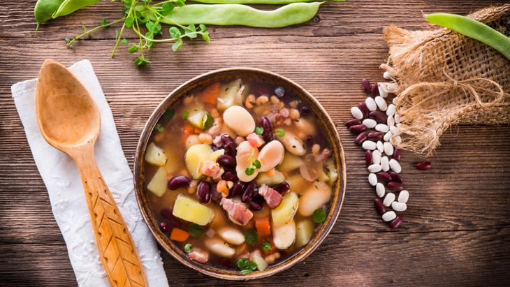 Healthy foods for autumn