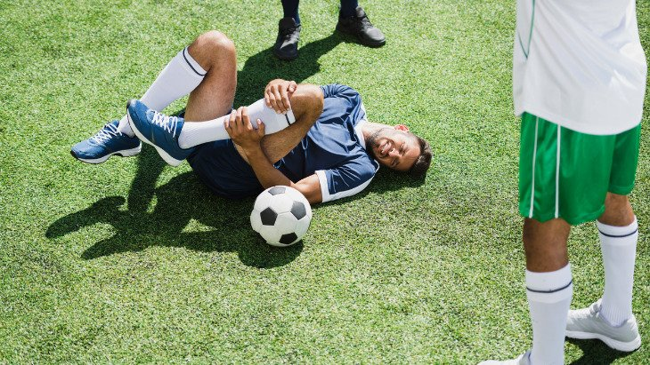 Don't let sports injuries keep you on the sideline – expert help can mean a quicker recovery