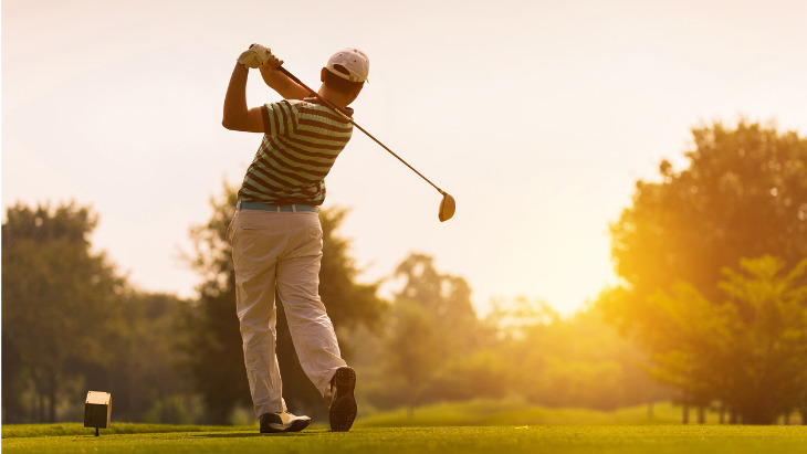 Don't let osteoarthritis become your golf handicap