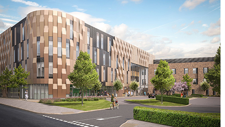 Nuffield Health submits planning application for Manchester hospital and wellbeing centre