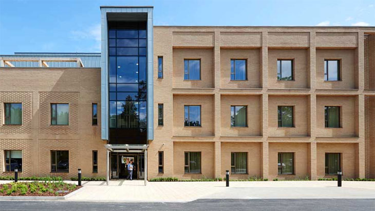 Nuffield Health opens doors of new Cambridge Hospital
