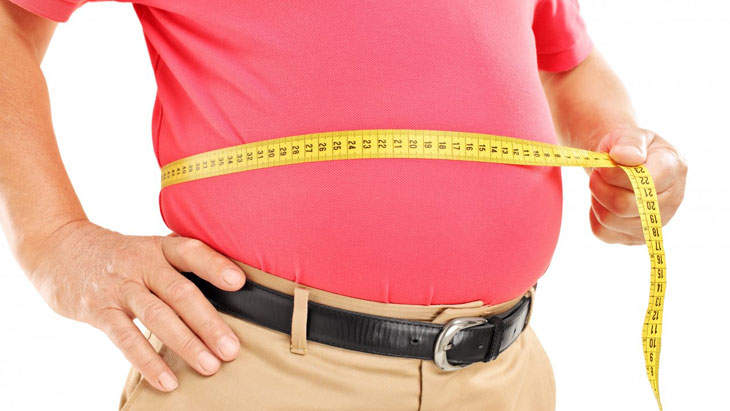 Obesity 'on the rise' among over-40s