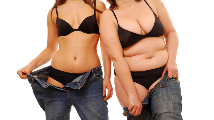Cosmetic reasons 'one of best motivators for weight loss'