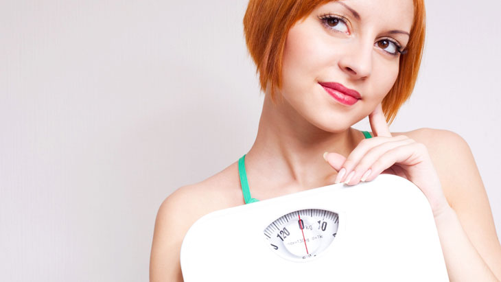 Losing weight can help combat depression