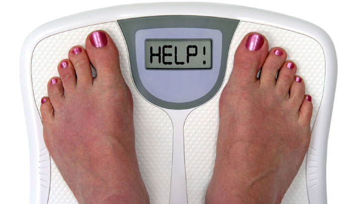 Weight loss 'best done slowly'