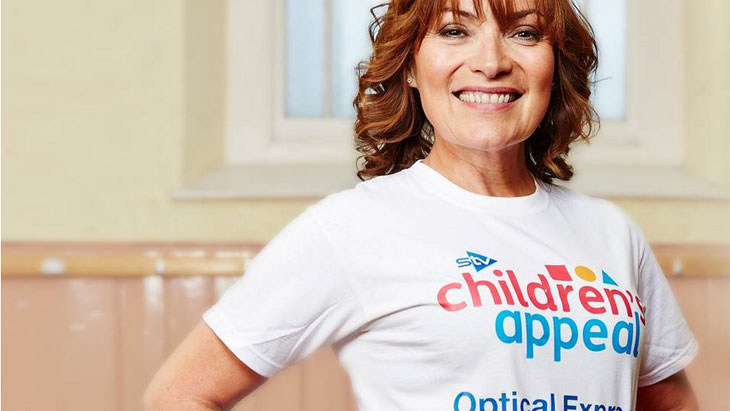 Optical Express joins STV's children's appeal