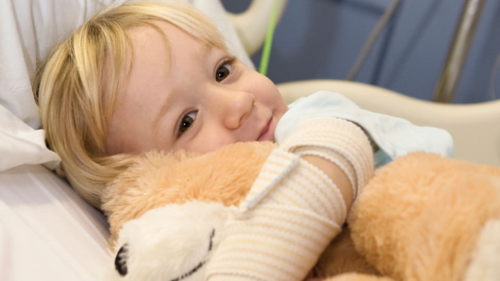 Imagination could aid paediatric treatment, study suggests